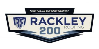 Rackley Roofing 200 NASCAR Camping World Truck Series Race logo